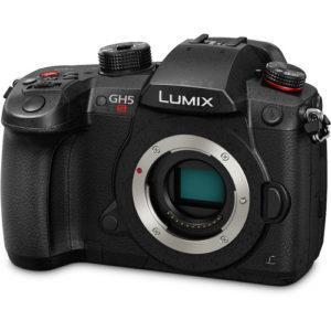 מצלמה ללא מראה Panasonic Lumix DMC-GH5s - גוף בלבד
