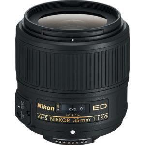 עדשה Nikon AF-S NIKKOR 35mm f/1.8G ED