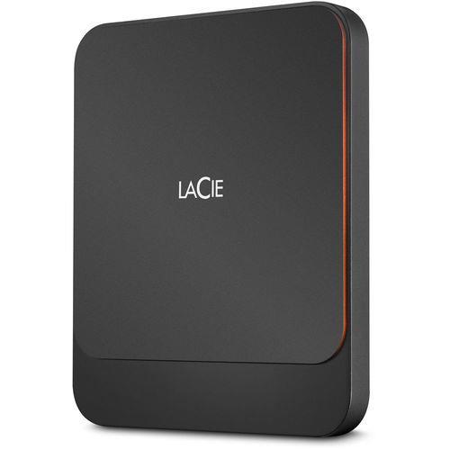 כונן קשיח חיצוני LaCie 500GB Portable USB 3.1 Gen 2 Type-C External SSD