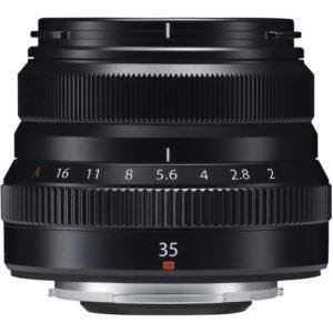 עדשה Fuji XF 35mm f/2 R WR