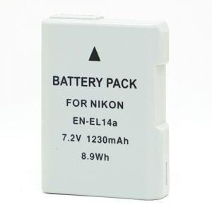 סוללה חליפית Nikon en-el14