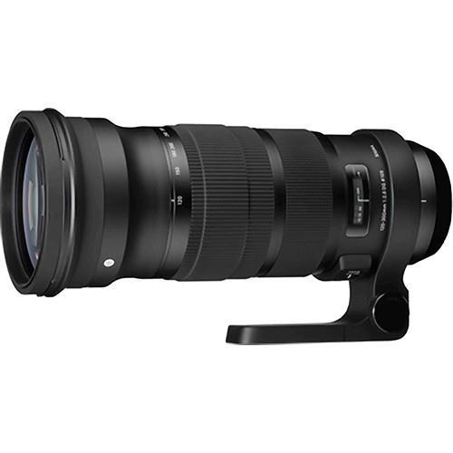 עדשה Sigma 120-300mm f/2.8 DG OS HSM למצלמות Nikon