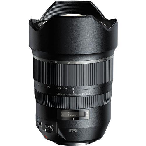 עדשה אולטרה-רחבה Tamron SP 15-30mm f/2.8 Di VC USD למצלמות Canon