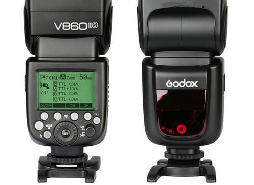 פלאש Godox V860IIo למצלמות Olympus