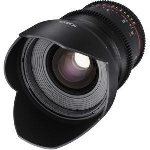 עדשה Samyang 24mm T1.5 Cine DS לSony