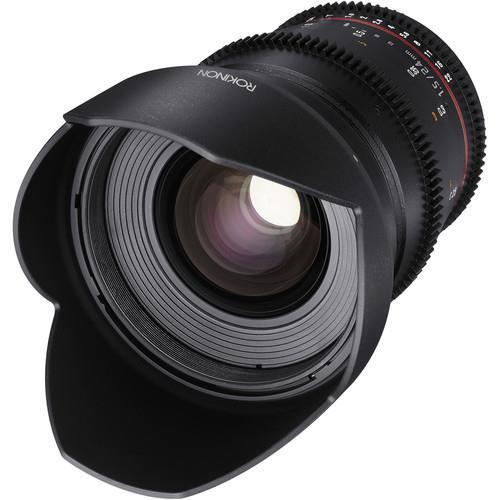 עדשה Samyang 24mm T1.5 Cine DS לSony