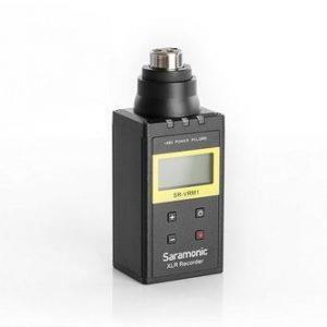 מקליט Saramonic sr-vrm1 recorder PCM