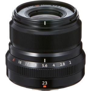 עדשה Fuji XF 23mm f/2 R WR