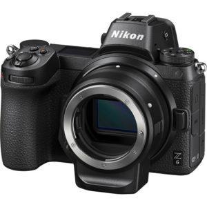 מצלמה ללא מראה Nikon Z6 +FTZ