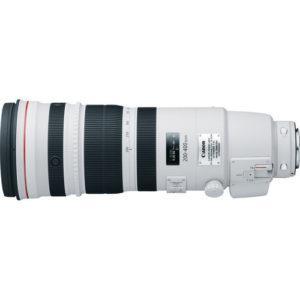עדשה Canon EF 200-400mm f/4L IS USM עם מכפל מובנה 1.4x