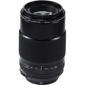עדשה Fujifilm XF 80mm f/2.8 R LM OIS WR