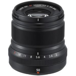 עדשה Fuji XF 50mm f/2 R WR