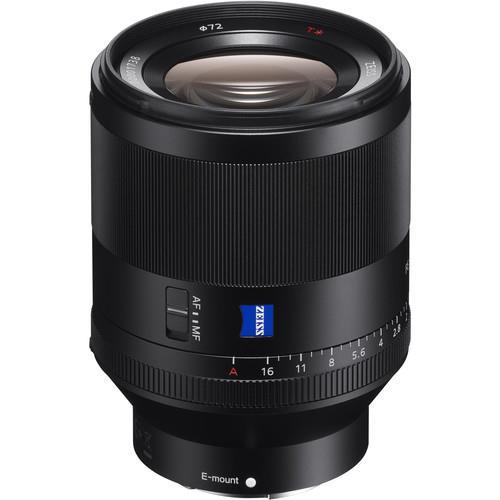 עדשה Sony Planar T* FE 50mm f/1.4 ZA
