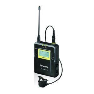 משדר אלחוטי עם מיקרופון Saramonic UwMic10 TX10