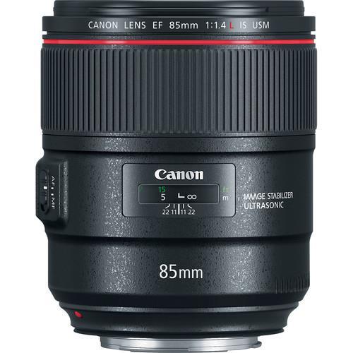 עדשה Canon EF 85mm f/1.4L IS USM