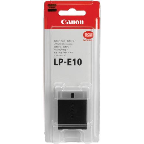 סוללה מקורית Canon LP-E10