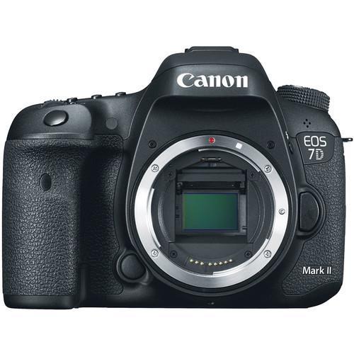 מצלמת רפלקס Canon EOS 7D Mark II גוף בלבד
