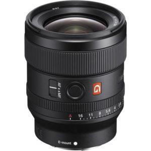עדשה Sony FE 24mm f/1.4 GM