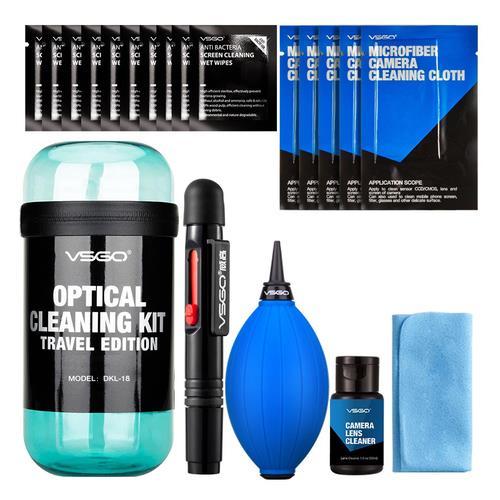 ערכת ניקוי לטיולים VSGO Optical cleaning kit travel