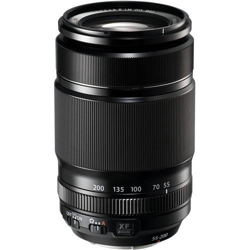 עדשה Fujifilm XF 55-200mm f/3.5-4.8 R LM OIS