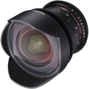 עדשה Samyang 14mm T3.1 Cine לSony