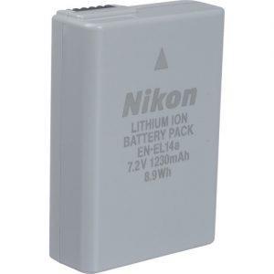 סוללה מקורית Nikon EN-EL14A