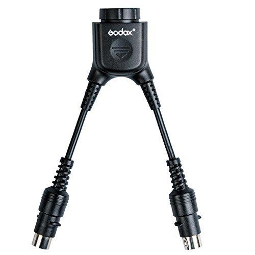 Godox DB-02 Cable Y adapter 2 to 1
