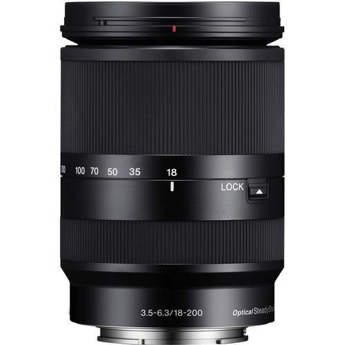 עדשה Sony 18-200mm f/3.5-6.3 OSS LE