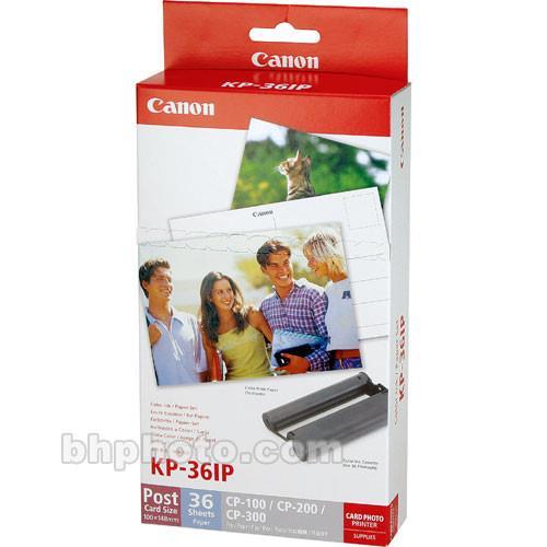 ערכת מילוי ודפים Canon KP36IP