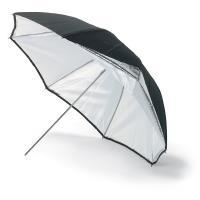 """מטריה רפלקטיבית עם כיסוי נשלף 110 ס""""מ- Ultrablitz"""