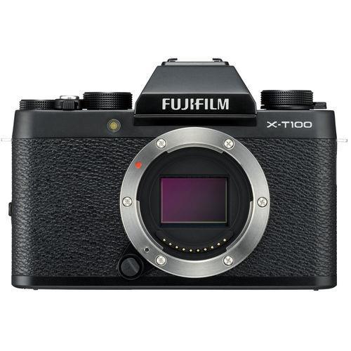מצלמה ללא מראה FujiFilm X-T100