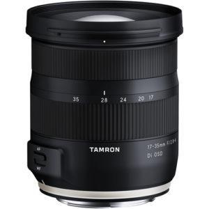 עדשה Tamron 17-35mm f/2.8-4 DI OSD למצלמות Nikon