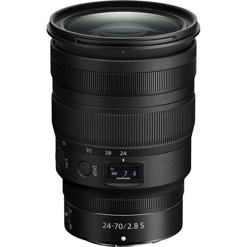 עדשה Nikon NIKKOR Z 24-70mm f/2.8 S