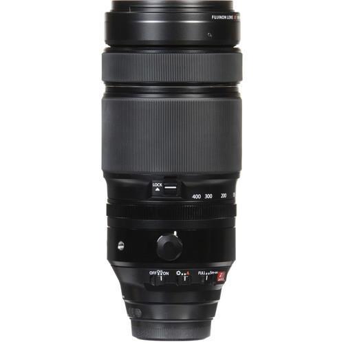 עדשה Fuji XF 100-400mm f/4.5-5.6 R LM OIS WR