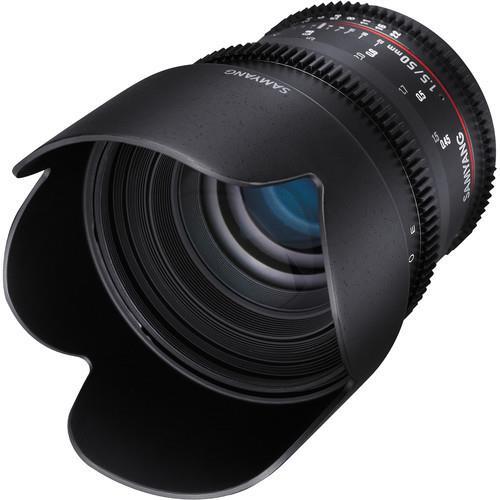 עדשה Samyang 35mm T1.5 AS UMC Cine לSony