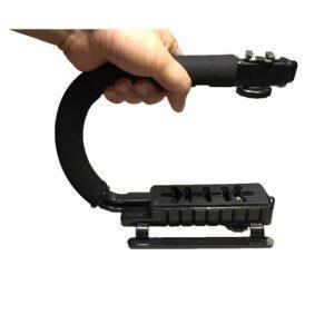 מייצב לצילום וידאו C-Shaped Camera Bracket Stabilizer