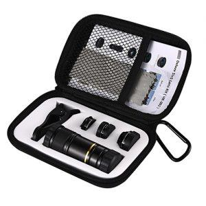 קיט עדשות + CPL לסמארטפון Hautik HK-002
