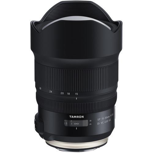 עדשה Tamron SP 15-30mm f/2.8 Di VC USD G2 למצלמות Canon