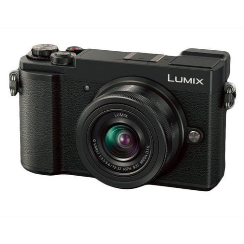 מצלמה ללא מראה Panasonic Lumix DC-GX9 ועדשה 12-32mm
