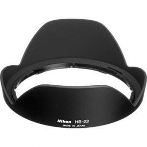 HB-23 מגן שמש מקורי לעדשות Nikon 10-24 / 12-24 / 16-35 / 17-35