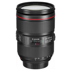 עדשה Canon EF 24-105mm f/4L IS II USM