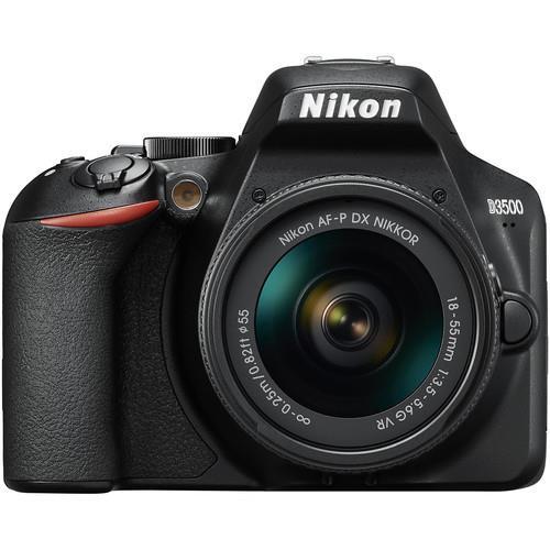 קיט מצלמה ועדשה Nikon D3500 + 18-55 VR
