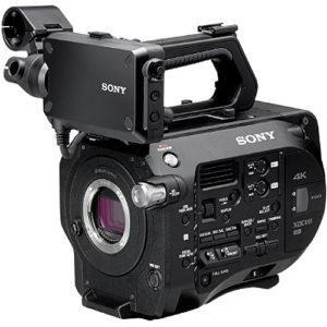 מצלמת וידאו Sony PXW-FS7 Mark II - גוף בלבד