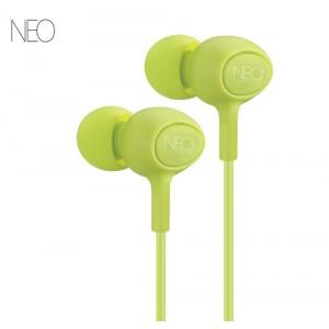 אוזניות NEO S1 In-Ear ירוק