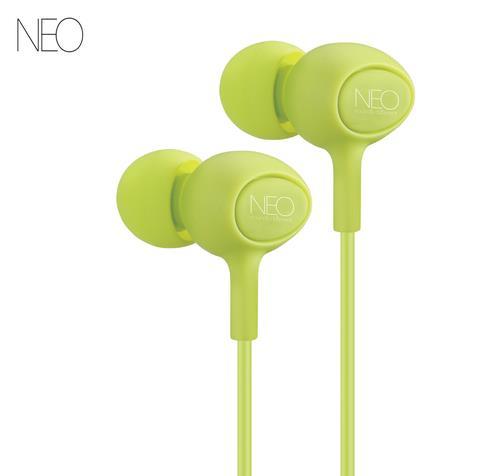 אוזניות NEO S1 In-Ear ירוק