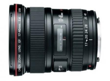 עדשה Canon EF 17-40mm f/4L USM