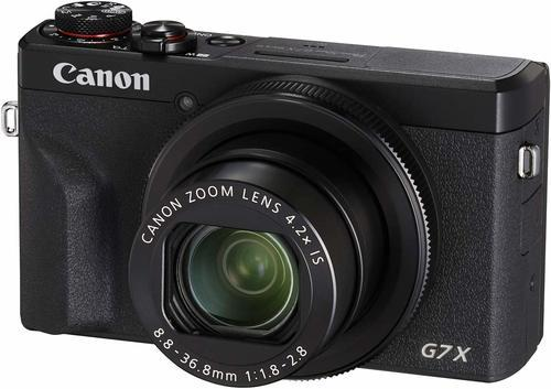 מצלמה Canon PowerShot G7 X Mark III