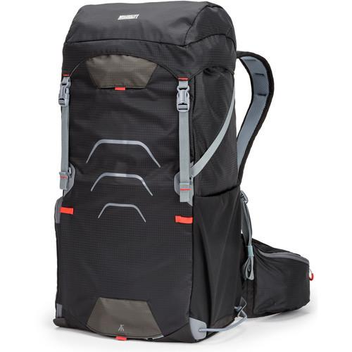 תיק צילום MindShift Gear UltraLight Dual 25L Photo Daypack שחור