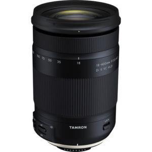 עדשה Tamron 18-400mm f/3.5-6.3 Di II VC HLD למצלמות Canon