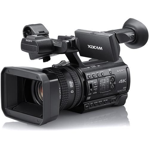 מצלמת וידאו מקצועית Sony PXW-Z150 4K